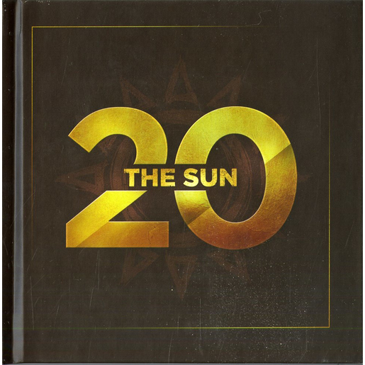 Image of A1 Entertainment The Sun - 20, 2CD + Libro