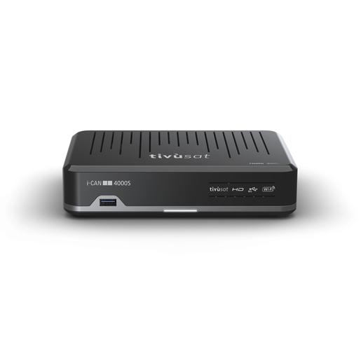 Image of ADB i-CAN 4000S set-top box TV Cavo, Ethernet (RJ-45) Nero