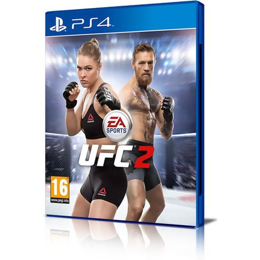 UFC 2  Playstation 4