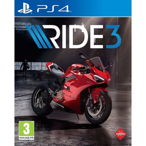 Image of RIDE 3