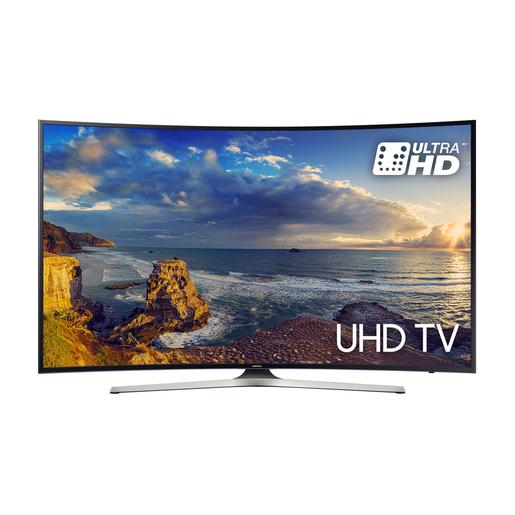 Image of Samsung UE49MU6220 49'' 4K Ultra HD Smart TV Wi-Fi Nero, Argento LED TV