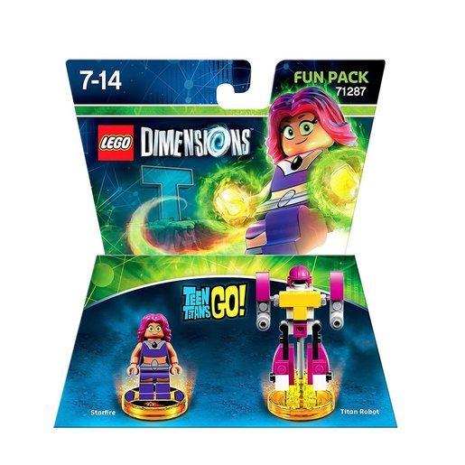 Image of LEGO DIMENSIONS Fun Pack Teen Titans Go! set per costruzioni