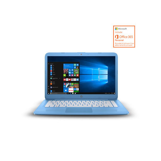 HP Stream Laptop 14 ax008