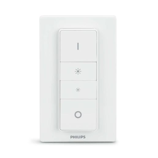 Philips Hue Dimmer Switch Telecomando Wireless a Batteria per Sistema