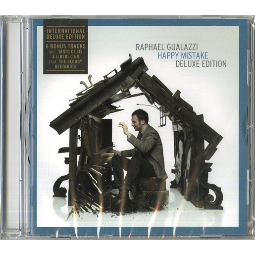 Image of Happy Mistake (Deluxe Edition), CD