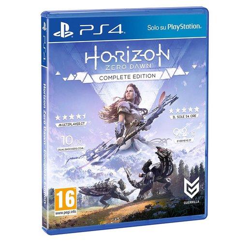 Horizon Zero Dawn - Complete Edition - PS4