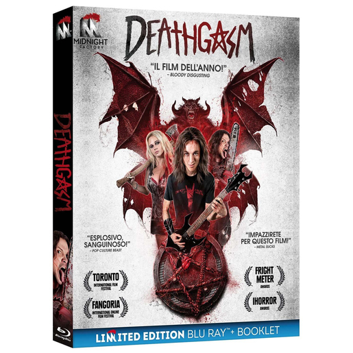 Deathgasm: Limited Edition (BD + Booklet)