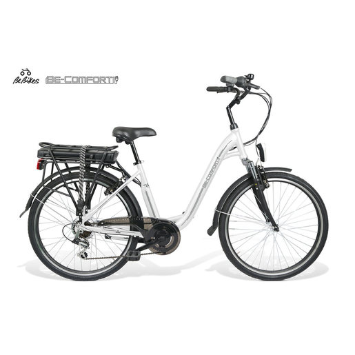 Image of BeBikes BeComfort L6S6-W