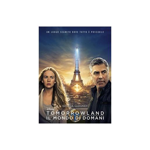 Image of Tomorrowland - Il Mondo di Domani