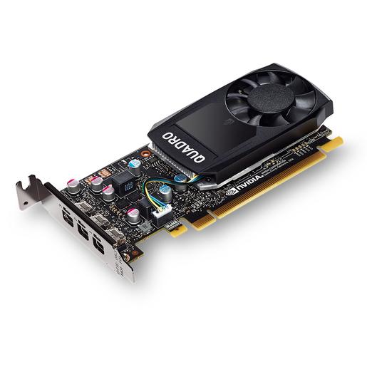 Image of PNY VCQP400DVI-PB scheda video Quadro P400 2 GB GDDR5