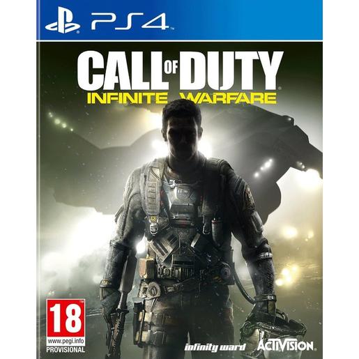 Image of Call of Duty: Infinite Warfare (edizione post lancio), PS4
