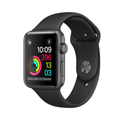 Image of Apple Watch Series 2 38mm Space Grey
