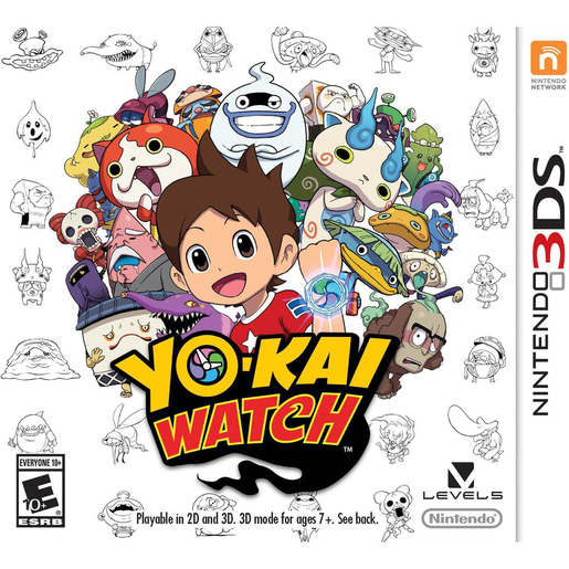 Image of Nintendo Yo-Kai Watch special edition, 3DS