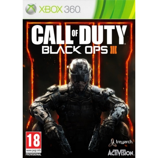 Image For Call of Duty: Black Ops III, Xbox 360