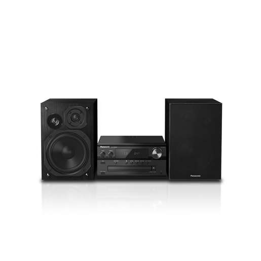 Image of Panasonic SC-PMX92 Mini impianto audio domestico Nero 120 W