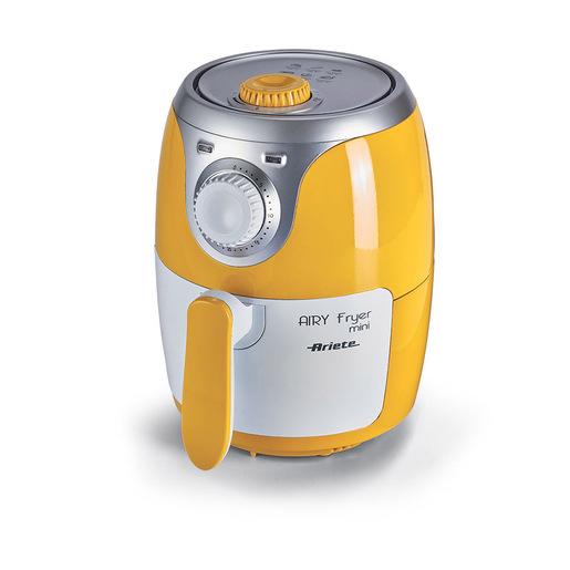 Ariete Airy fryer mini Friggitrice ad aria calda 2 L Singolo Argento,