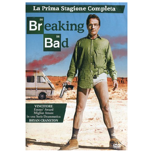 Image of Breaking Bad - Stagione 1
