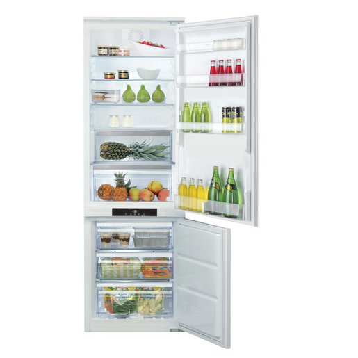 Image of Hotpoint BCB 80201 AA F C O3 Incasso 294L A+ Bianco frigorifero con co