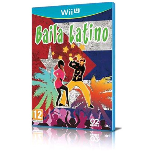 Baila latino  Wii U