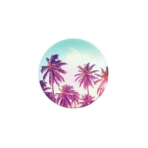 Image of PopSockets Palm Trees Telefono cellulare/smartphone Grigio, Multicolor