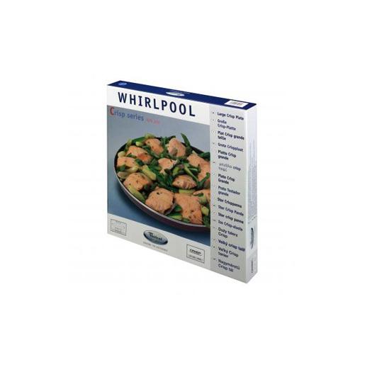 Whirlpool Piatto crisp per microonde 30,5 cm