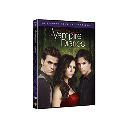 Image of The vampire diaries - L'amore morde Stagione 02 (DVD)