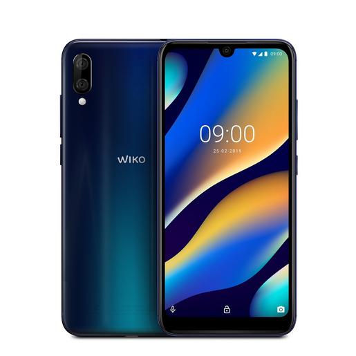 Image of TIM Wiko View3 Lite 15,5 cm (6.09'') 2 GB 32 GB Doppia SIM Nero, Blu 40