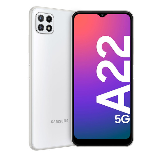 Image of TIM Samsung Galaxy A22 16,3 cm (6.4'') Doppia SIM 4G USB tipo-C 4 GB 64