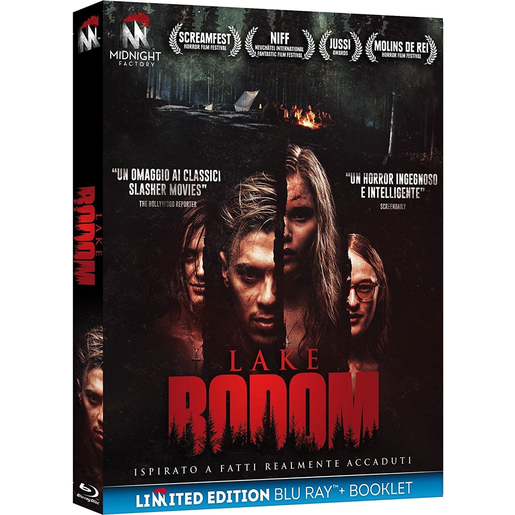 Lake Bodom: Limited Edition (Blu Ray + Booklet)