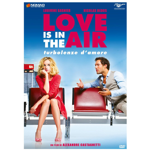 Image of Love is in the air: turbolenze d'amore (DVD)