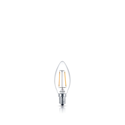 Image of Philips DecoLED Filament 25W E14