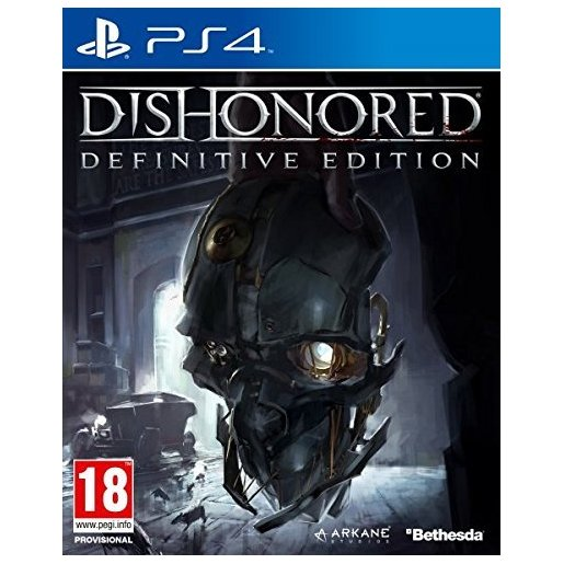 Dishonored: definitive ed