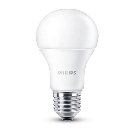 Philips Lampadina LED, Attacco E27, 9W