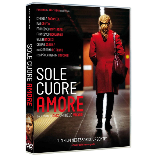 Image of Sole Cuore Amore, (DVD)