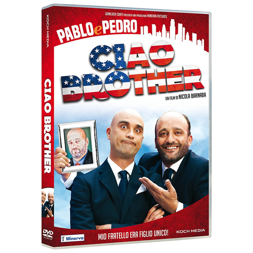 Image of Ciao Brother (DVD)