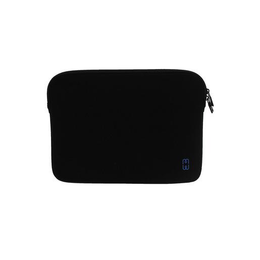 MW 410058 borsa per notebook 38,1 cm (15'') Custodia a tasca Nero, Blu