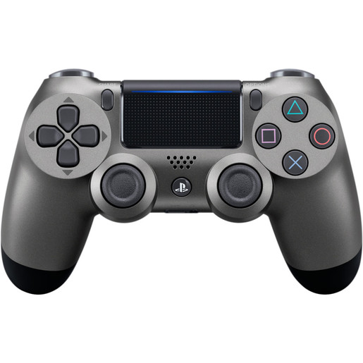 Sony DualShock 4 V2 Gamepad PlayStation 4 Steel Black