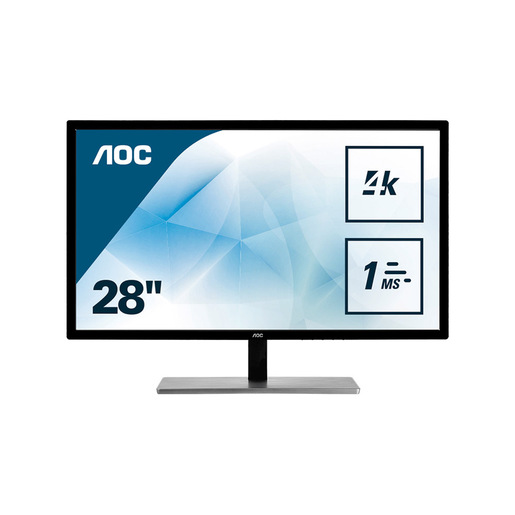 Image of AOC 79 Series U2879VF Monitor PC 71,1 cm (28'') 3840 x 2160 Pixel 4K Ul