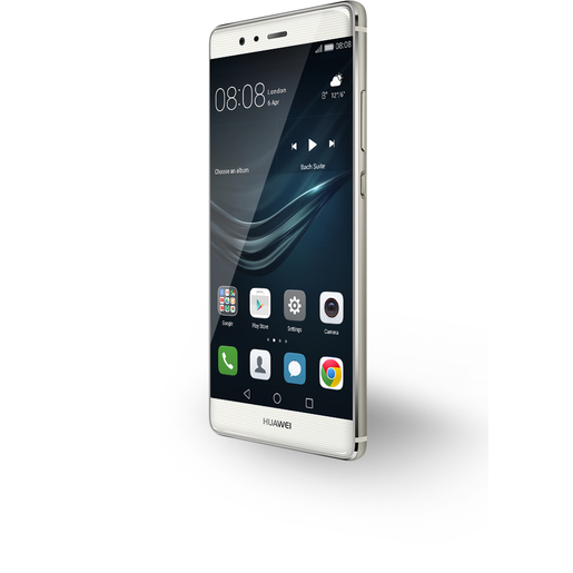 Image of Huawei P9 32GB 4G Argento, Bianco