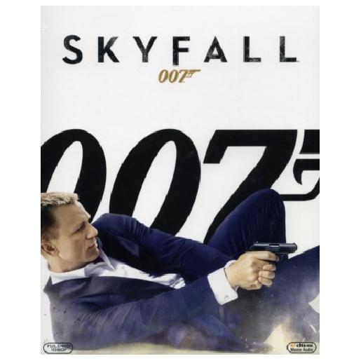 Image of 007 skyfall (Blu-ray)
