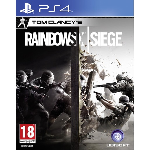 Rainbow Six: Siege  Plays