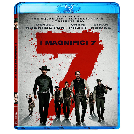 Image of I Magnifici 7 (Blu-ray)
