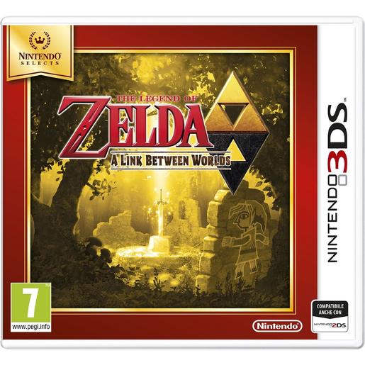 Image of Nintendo The Legend of Zelda: A Link Between Worlds