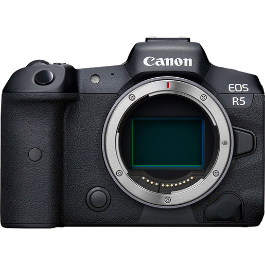 Image of Canon EOS R5 Corpo MILC 45 MP CMOS 8192 x 5464 Pixel Nero