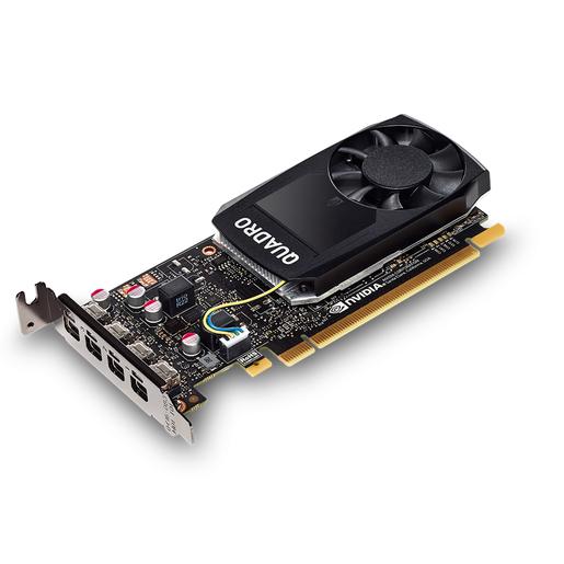 Image of PNY VCQP1000DVI-PB scheda video Quadro P1000 4 GB GDDR5