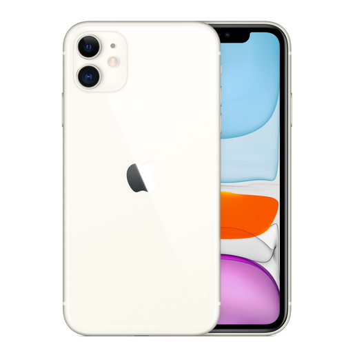 Image of Apple iPhone 11 128 GB Bianco