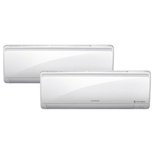 Image of Samsung AR40KMFPEWQEU + AR09KSFPEWQNET x 2 condizionatore d'aria dual