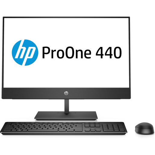 Image of HP ProOne PC aziendale All-in-One 440 G4 da 23,8'' non touch