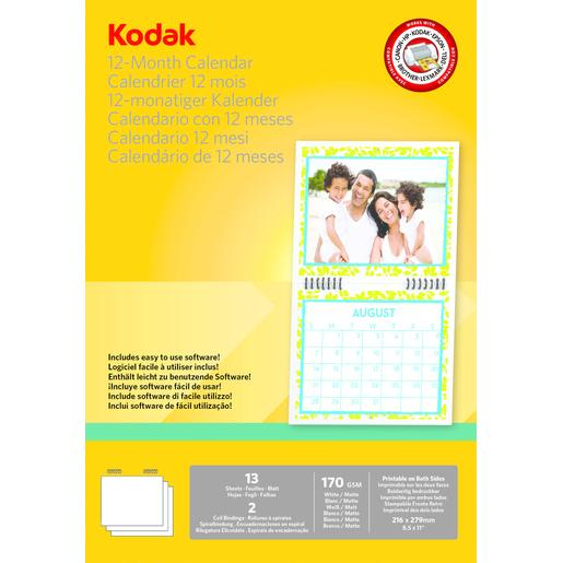 Image of Kodak 5740-016 Opaco Giallo carta inkjet
