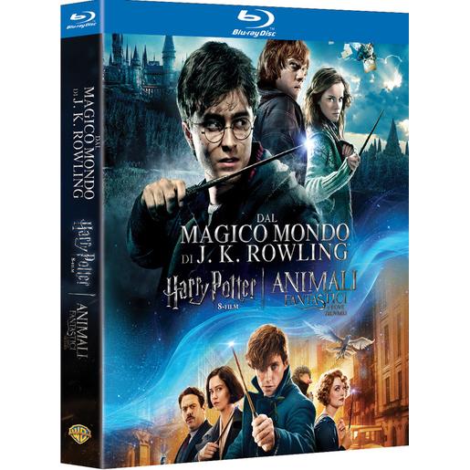 Dal Magico Mondo di J. K. Rowling Harry Potter e Animali Fantastici
